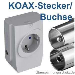 P-DA 1 TV KOAX Buchse