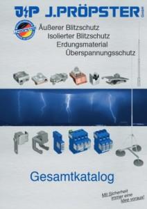 Gesamtkatalog J.Pröpster GmbH