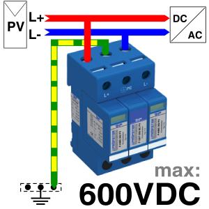 P-HYS 605-Anschluss